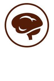Psychiatry icon - brain